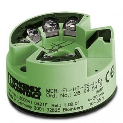 Измерительный преобразователь - MCR-FL-HT-TS-I-EX - 2864545