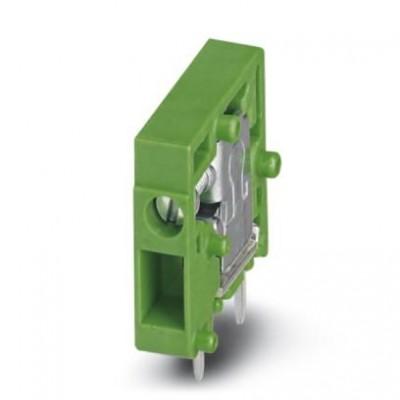 Клеммные блоки для печатного монтажа - FRONT 2,5-H/SA10 - 1700040