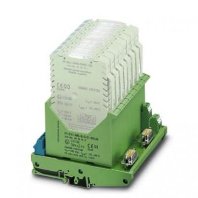 Базовый клеммный блок - PI-EX-MB/ 8/3/D-9SUB - 2835558