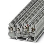 Клеммный модуль для подключения датчиков и исполнительных элементов - STIO 2,5/3-2B/L-LA24RD/O-M - 3209028