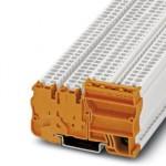 Клеммный модуль питания - STIO-IN 2,5/3 OG - 3209196