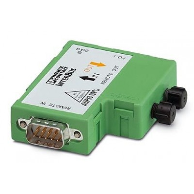 Оптоволоконный адаптер - IBS OPTOSUB-F/L-LK-OPC - 2864008