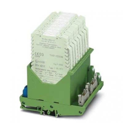 Базовый клеммный блок - UM122-2FLK14/EX-MB/8/IN/S7 - 2865146