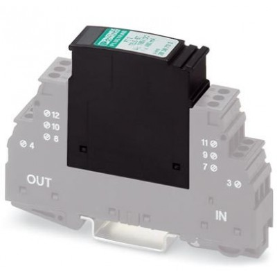 Штекерный модуль для защиты от перенапр-й - PT 2-TELE-ST - 2838733