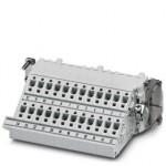 Адаптер клеммного модуля - HC-B 24-A-DT-PEL-F - 1648474