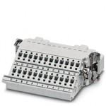 Адаптер клеммного модуля - HC-B 24-A-DT-PEL-M - 1648487