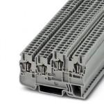 Клеммный модуль для подключения датчиков и исполнительных элементов - STIO 2,5/3-2B/L - 3209015