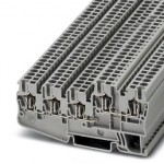 Клеммный модуль для подключения датчиков и исполнительных элементов - STIO 2,5/4-3B/L - 3209057