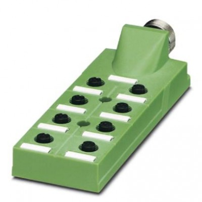 Коробка датчика и исполнительного элемента - SACB-8/16-M23 180 - 1692789