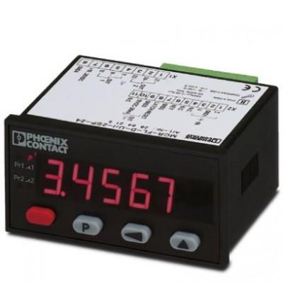 Цифровые индикаторы - MCR-FL-D-U-I-2SP-230 - 2864228