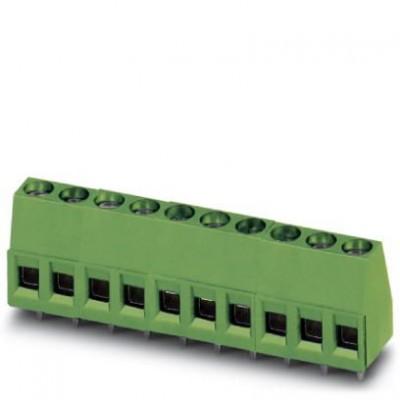 Клеммные блоки для печатного монтажа - MKDS 1,5/10-5,08 BK NZ:5100049 - 1929342