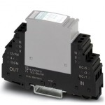 Базовый элемент для защиты от перенапряжений - PT 1X2+F-BE/FM - 2920023