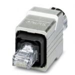 Штекерный соединитель RJ45 - VS-PPC-C1-RJ45-MNNA-PG9-8Q5-OL - 1404126