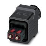 Штекерный соединитель для оптоволоконного кабеля - VS-PPC-C1-SCRJ-POBK-PG9-A3C-C - 1657863