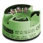 Измерительный преобразователь - MCR-FL-HT-T-I-EX - 2864532