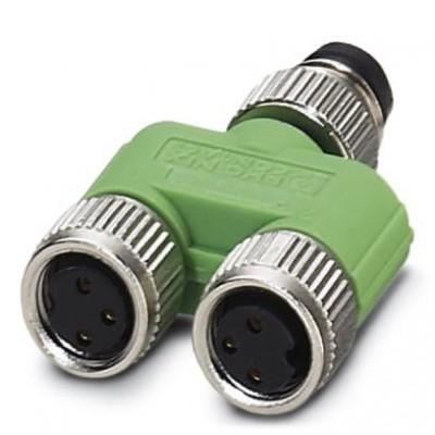 Y-разветвитель - SAC-3P-M 8Y/2XM 8FS VP - 1696222