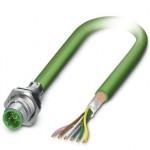 Встраиваемый соединитель для шинной системы - SACCBP-M12MSB-5CON-M16/0,5-900 - 1534504