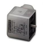 Штекерный модуль для электромагнитного клапана - SACC-V-3CON-PG9/A-1L-SV 24V - 1527919