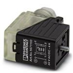 Штекерный модуль для электромагнитного клапана - SACC-V-3CON-PG9/B-1L-S - 1671153