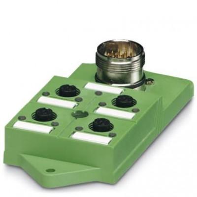 Коробка датчика и исполнительного элемента - SACB-4/ 8-L-M23 - 1692417