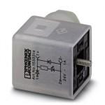 Штекерный модуль для электромагнитного клапана - SACC-V-3CON-PG9/A-PFL 12/24 - 1533314