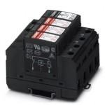 Разрядник для защиты от импульсных перенапряжений, тип 2 - VAL-MS 230/3+1 - 2838209