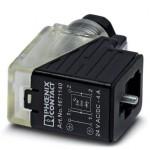 Штекерный модуль для электромагнитного клапана - SACC-V-3CON-PG9/BI-1L-S - 1671140