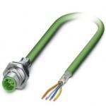 Встраиваемый соединитель для шинной системы - SACCBP-M12MSD-4CON-M16/1,0-933 - 1552353