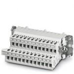 Адаптер клеммного модуля - HC-B 24-A-UT-PEL-F - 1648054