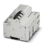 Разрядник для защиты от импульсных перенапряжений, тип 2 - VAL-CP-MCB-3C-350/40/FM - 2882776