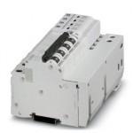 Разрядник для защиты от импульсных перенапряжений, тип 2 - VAL-CP-MCB-3S-350/40/FM - 2882750