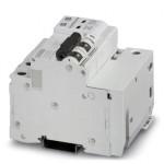Разрядник для защиты от импульсных перенапряжений, тип 2 - VAL-CP-MCB-1S-350/40/FM - 2882763