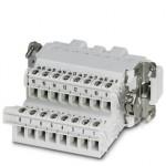 Адаптер клеммного модуля - HC-B 16-A-UT-PEL-M - 1648048