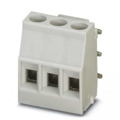 Клеммные блоки для печатного монтажа - MKDSO 2,5/ 3-R KMGY - 2854092