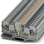 Измерительная клемма с ползунковым размыкателем - STME 6 - 3035700