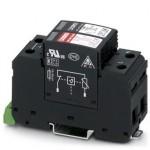 Разрядник для защиты от импульсных перенапряжений, тип 2 - VAL-MS 320/1+1-FM - 2804393