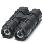 H-разветвитель - QPD H 3PE2,5 6-10 BK - 1582145
