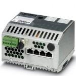Промышленный коммутатор - FL SWITCH SMCS 4TX-PN - 2989093