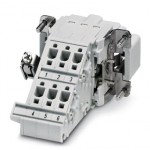 Адаптер клеммного модуля - HC-B 6-A-DT-PER-M - 1648380