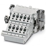 Адаптер клеммного модуля - HC-B 10-A-DT-PER-F - 1648416