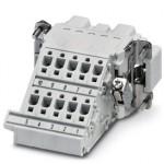 Адаптер клеммного модуля - HC-B 10-A-DT-PEL-M - 1648403