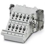 Адаптер клеммного модуля - HC-B 10-A-DT-PEL-F - 1648393