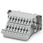 Адаптер клеммного модуля - HC-B 16-A-DT-PEL-F - 1648432