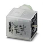 Штекерный модуль для электромагнитного клапана - SACC-V-3CON-PG9/A-GVL 200/240 - 1533301