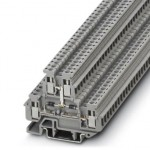 Проходная мини-клемма - MBKKB 2,5-2DIO/O-UL/O-UR - 3003871