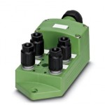 Коробка датчика и исполнительного элемента - SACB- 4/3-L-C QO-0,34 - 1548325