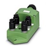 Коробка датчика и исполнительного элемента - SACB- 4/3-C QO-0,34 - 1548354