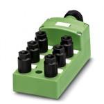 Коробка датчика и исполнительного элемента - SACB- 6/3-C QO-0,34 - 1548367