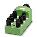 Коробка датчика и исполнительного элемента - SACB- 6/3-L-C QO-0,34 - 1548338