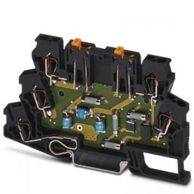 Устройство защиты от перенапряжений - TT-ST-M-2-PE-24AC - 2858920
